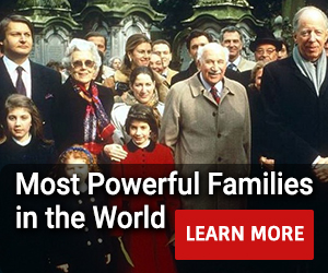 Top 5 Richest & Powerful Families in the World & Their Net Worth